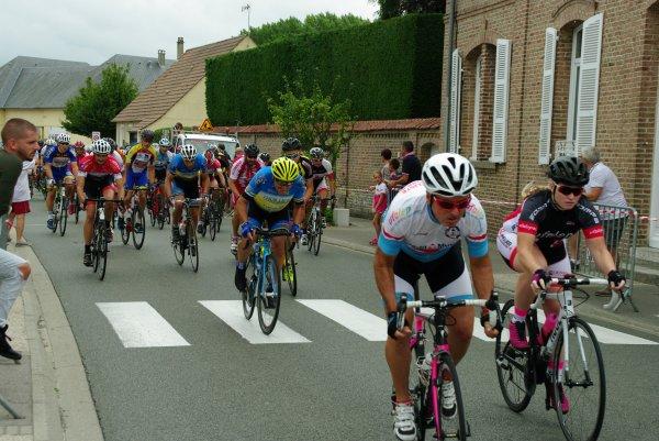 43éme GP cycliste de la Municipalité de Feuquières en Vimeu (80) mardi 21 Août 2018