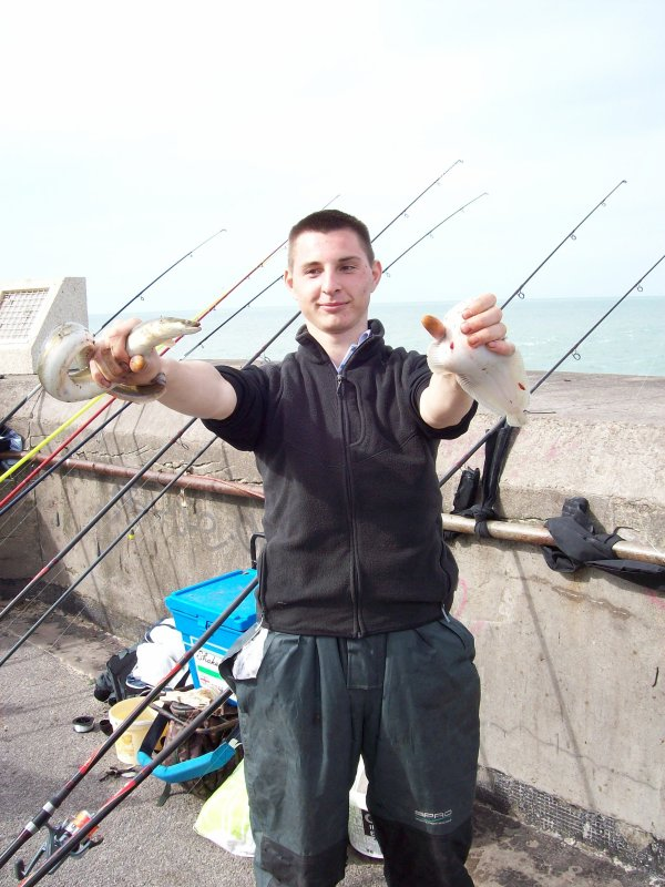 Pêche Aprés-midi + nuit