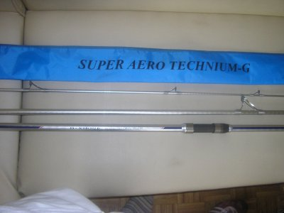recherche shimano super aero technium-g