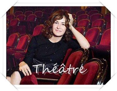 Valérie Lemercier au théâtre