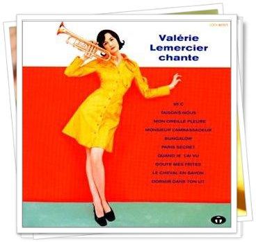 Discographie de Valérie Lemercier