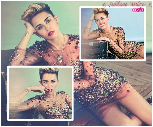 Sept 2013 - Photos pour le Cosmopolitan de Décembre