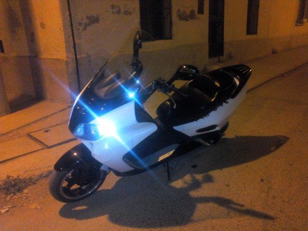 mon moto