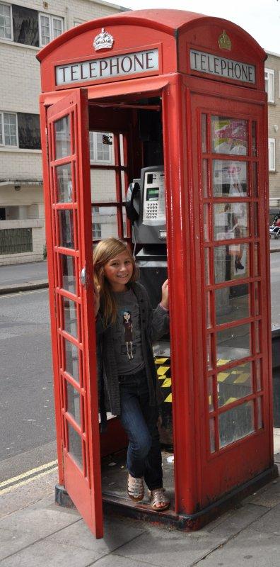 Londres ! xP.