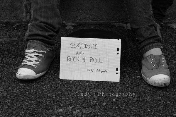 LOVE ~ SEX ~ DRUGS ~ ROCK'N'ROLL.