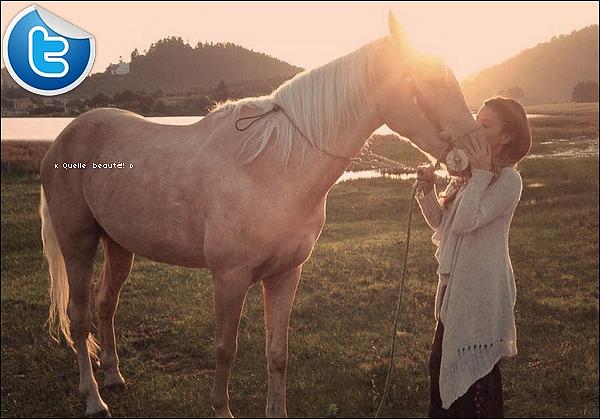🎥 Eva fait la Couverture de Glamour Magazine.  Octobre 2013. Mexique.