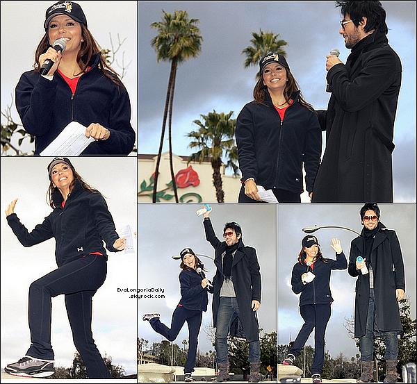 • o2 Mars 2o11 •  - Los Angeles, Etats-Unis. 🎂 Eva & Eduardo sont allés au « Sunset Tower Hotel » pour l'Anniversaire de Javier Bardem.