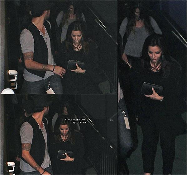 • 14 Avril 2o11 •  - Inlgewood, Etats-Unis. 🎤 Le soir, Eva & Eduardo sont allés au « Concert de Prince ».
