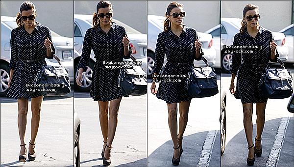 ⚽ Puis, Eva & Victoria Beckham sont allés voir Jouer David Beckham au football. o3 Novembre 2o11. Los Angeles - Etats-Unis.