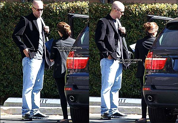 🎥 Eva était sur le Tournage de Desperate Housewives. 18 Août 2o11, Los Angeles - Etats-Unis.