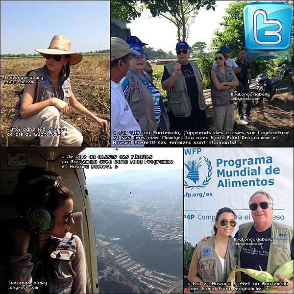 • 21 Mars 2o13 •  - Mexico, Mexique. 🎨 Puis, Eva est allée au « Musée Soumaya » avec Carlos Slim, Maria Bravo, Alina Peralta.