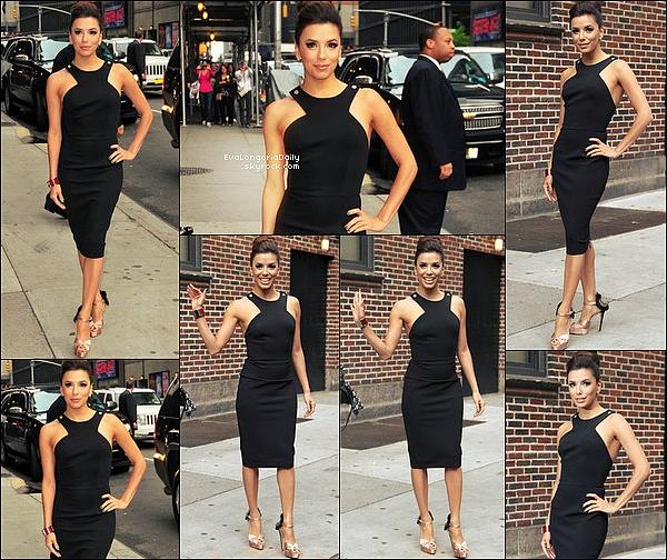 • 11 Mai 2o12 •  - Los Angeles, Etats-Unis. 🎤 Eva a été « Interviewée » sur son divorce, par Amanda de Cadenet.