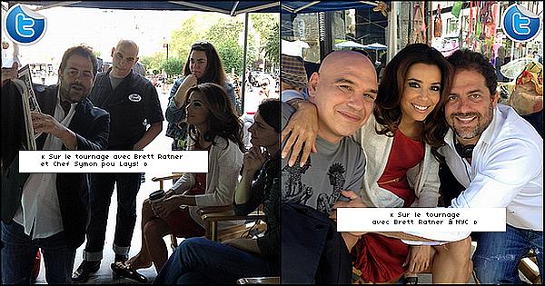 • 12 Juin 2o12 •  - Monte-Carlo, Monaco. ⭐ Dans la soirée, Eva est allée au « 52nd Monte-Carlo TV Festival ».  Tenue: Robe Vivienne Westwood & Escarpins Brian Atwood.