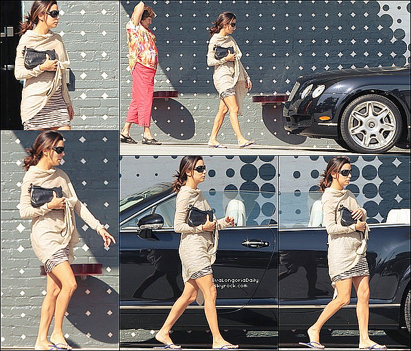 • 15 Septembre 2o12 •  - Pasadena, Etats-Unis. ⭐ Eva est allée aux « 2012 NCLR ALMA Awards » qui avaient lieu au « Pasadena Civic Auditorium ».  Tenue: Robe Monique Lhuillier à 595¤ & Escarpins Tom Ford à 5o¤.