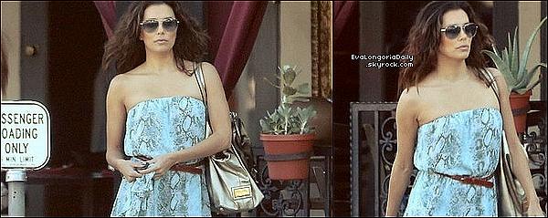✴️ Eva est allée au 4th Annual Latino Entrepreneur of the Year Awards Gala. o7 Novembre 2012. Long Beach - Etats-Unis. Tenue: Eva porte une Robe Monique Lhuillier & des Escarpins Jimmy Choo à 315¤.