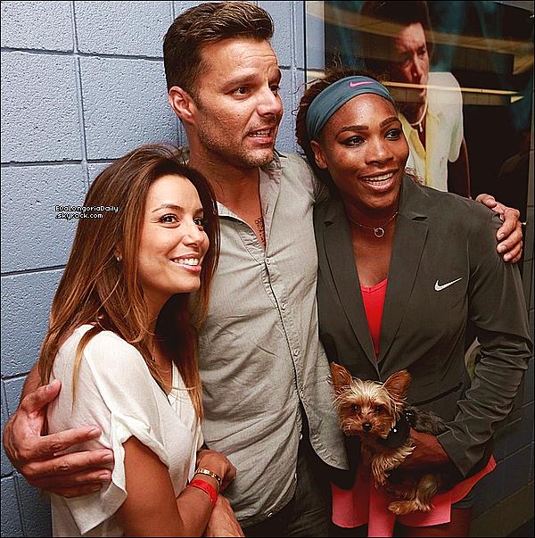• 13 Septembre 2o13 •  - Beverly Hills, Etats-Unis. 💇 Enfin, Eva est allée au « Ken Paves Salon ».  Tenue: Lunettes Louis Vuitton à 41o¤, Sac Hermès à 185oo¤ & Escarpins Jimmy Choo à 112o¤.