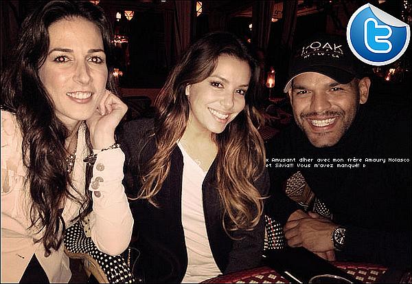 🎥 Enfin, Eva a été vue sur le Tournage d'un Film.  12 Novembre 2013. Los Angeles - Etats-Unis.