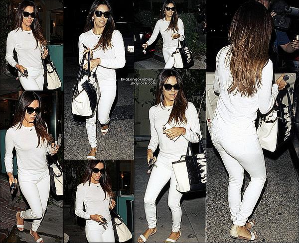 📷 Eva a posté une photo d'elle sur un tournage.  19 Juin 2014, Sacramento, Etats-Unis.