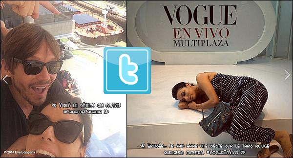 🍴 Enfin, Eva, Ken & Elan sont allés Dîner au Restaurant. 28 Août 2014. Panama.