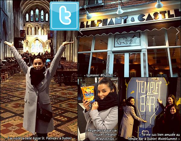 🚶 Eva a été vue se promenant dans les rue de Dublin.   02 Novembre 2014. Dublin, Irlande. Tenue: Eva porte des Lunettes Christian Dior à 190¤, une Echarpe Chan Luu à 180¤, un Sac Chanel à 1690¤ & des Bottes Jimmy Choo à 920¤.