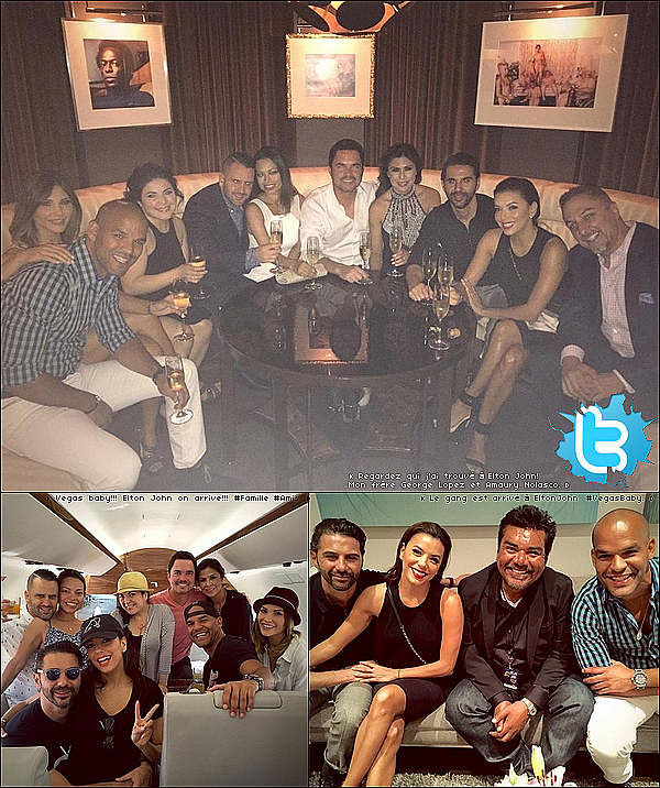 • o2 Avril 2o15 •  - Santa Monica, Etats-Unis. 🍴 Eva & Pepe sont allés dîner à « Giorgio Baldi Restaurant » avec le couple Beckham. Tenue: Robe Roland Mouret à 195o¤, Pochette Jimmy Choo & Escarpins Alexandre Birman à 535¤.
