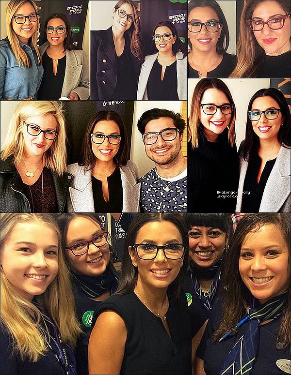 • 24 Juillet 2o15 •  - Los Angeles, Etats-Unis. 🍴 Eva a posté une photo d'un « Dîner entre amis » chez elle.
