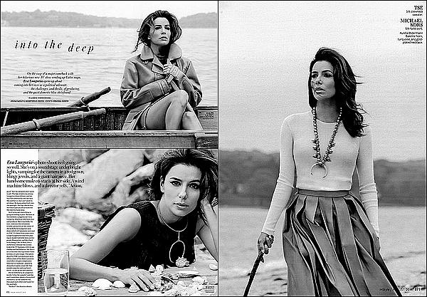 • o6 Août 2o15 •  - Hollywood, Etats-Unis. 🎥 Eva a posté des photos de sa « Collection JC Penney » puis est allée sur le « Tournage de Hot and Bothered ».