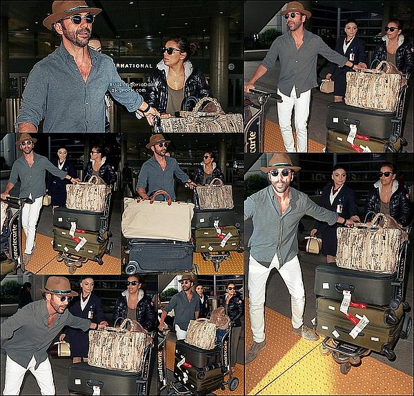 • 26 Décembre 2o15 •  - West Hollywood, Etats-Unis. 🍴 Eva est allée au « Château Marmont Restaurant ».