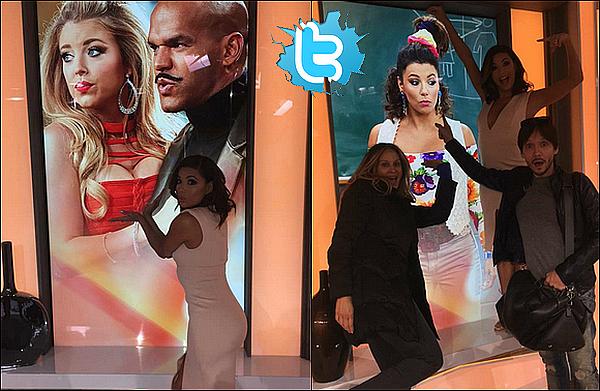  Eva & Pepe ont été vus Faisant du Shopping.  o2 Février 2o16. Mexico - Mexique. Tenue: Eva porte des Lunettes Victoria Beckham à 860¤ & un Sac Chloé à 1365¤.