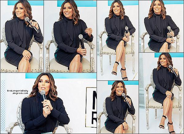 • 26 Septembre 2o16 •  - Moscou, Russie. 🎥 Eva était sur le plateau de l'émission « Vecherniy Urgant Show ».
