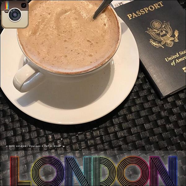 🍴 Après être passée par Heathrow Airport à Londres, Eva est arrivée à Zurich où elle a dîner au Kameha Grand Zurich Hotel avec Elan Bongiorno & Ken Paves.  o7 Janvier 2017. Londres - Angleterre & Zurich - Suisse. Tenue: Eva porte des Baskets Adidas à 85¤.