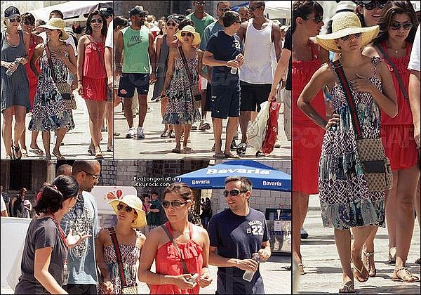 🎉 Eva & Tony sont allés fêter leur anniversaire de mariage au Carpe Diem Nightclub.  o7 Juillet 2010. L'ïle de Hvar - Croatie.