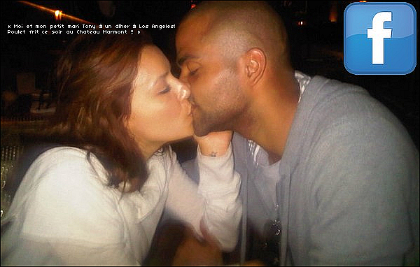 • 21 Juin 2o1o •  - West Hollywood, Etats-Unis. 🍴 Eva & Tony sont allés dîner au « Chateau Marmont Restaurant ».