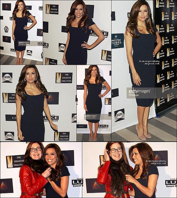 • o9 Décembre 2oo9 •  - Hollywood, Etats-Unis. 🍴 Eva & Kim Kardashian sont allées dîner au « Beso Restaurant ». Tenue: Sac Valentino Rossi & Escarpins Fendi.