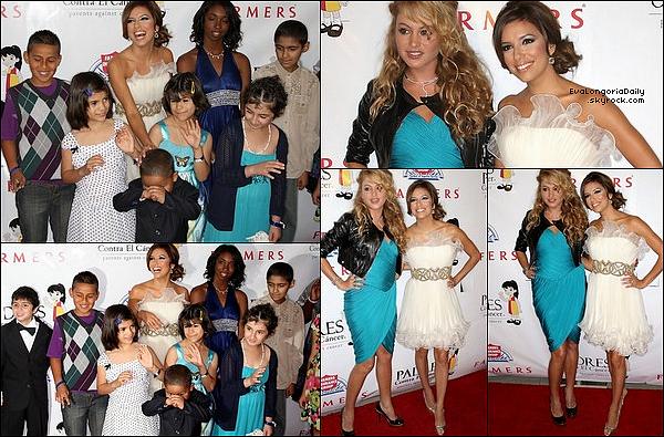 🍴 Eva a été vue sur le Tournage de Desperate Housewives.  11 Septembre 2oo9. Los Angeles - États-Unis. Tenue: Eva porte des Tongs Havaianas à 25¤.