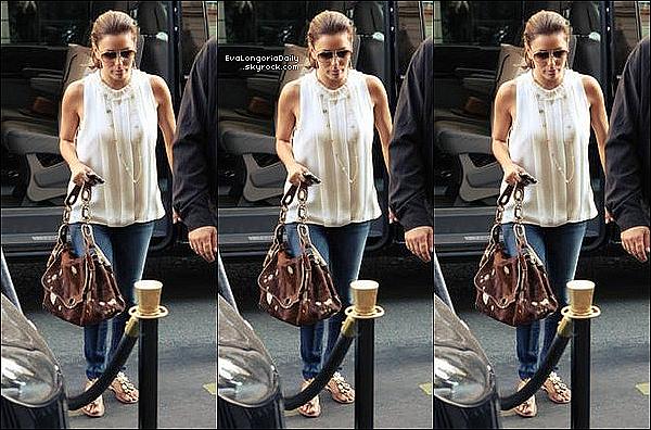 ✴️️ Eva est allée au Lancement de la Nouvelle Ligne de Adidas.  3o Septembre 2oo9. Los Angeles - États-Unis.