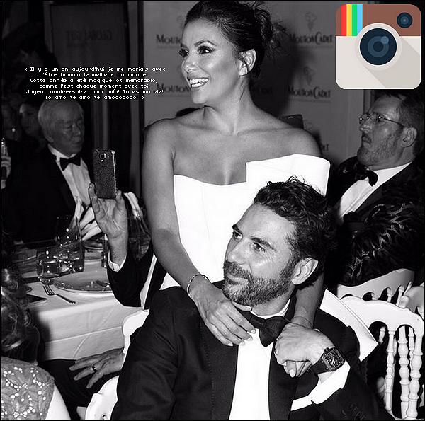 ✴️ Le soir, Eva s'est rendue au Global Gift Gala qui avait lieu au Palais des Festivals.  19 Mai 2o17. Cannes - France. Tenue: Eva porte une Robe Azzi & Osta & des Escarpins Cesare Paciotti.