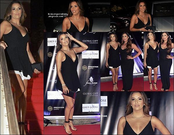 • 14 Juillet 2o17 •  - Marbella, Espagne. ⭐ Eva & Maria Bravo sont allées à un « Gala de Charité ». Tenue: Escarpins Manolo Blahnik à 65o¤.