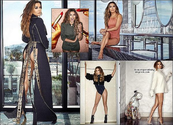 📷 Eva fait la Couverture de Haute Living Magazine.   Septembre 2o17. Etats-Unis.