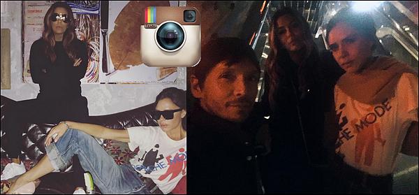 🚶 Eva a été vue dans les Rues de Paris.  16 Septembre 2o17. Paris - France. Tenue: Eva porte des Lunettes Victoria Beckham à 400¤ & un Sac Chanel.