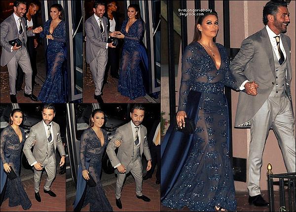 • 16 Novembre 2o17 •  - Nouvelle-Orléans, Etats-Unis. 💍 Eva & Pepe sont allés au « Mariage de Serena Williams & Alexis Ohanian ». Tenue: Sac Chanel à 127o¤.