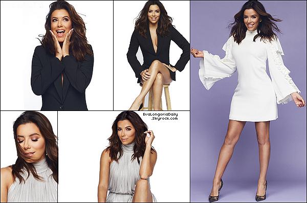 📷 Eva fait la Couverture de New Beauty Magazine.  Janvier 2o18. Etats-Unis.