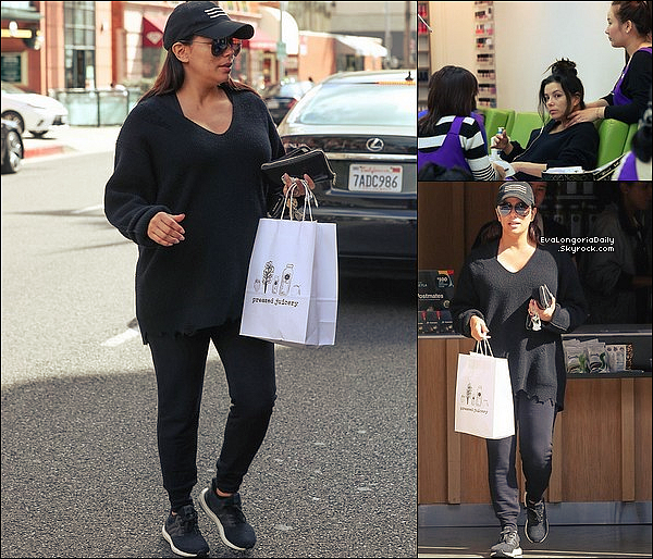 • 2o Février 2o18 •  - Beverly Hills, Etats-Unis. ⭐ Eva est allée aux « Costume Designers Guild Awards » qui avaient lieu au « Beverly Hilton Hôtel ». Tenue: Veste Juan Carlos Obando, Robe Nili Lotan à 44o¤ & Escarpins Marskinryyppy à 465¤.