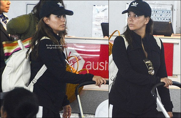 • 18 Octobre 2o18 •  - Brisbane, Australie. 📷 Eva a posté une « Photo d'Elle & Santiago ».