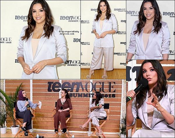 • o6 Décembre 2o18 •  - Miami, Etats-Unis. ⭐ Eva est allée au « Global Gift Gala ».