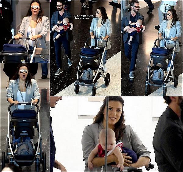 📷 Eva a posté une Photo d'Elle & Santiago dans l'avion qui les a emmenés à Dubaï. 1o Décembre 2018. Dubaï,  Émirats Arabes Unis.