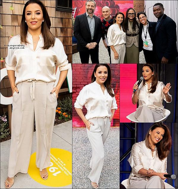 • 23 Janvier 2o19 •  - Los Angeles, Etats-Unis. 📷 Eva a posté des « Photos d'Elle & Santiago » pour la marque Target.