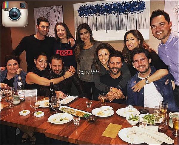  Eva a posté une photo d'Elle & Santiago. 19 Janvier 2019. Los Angeles, Etats-Unis.