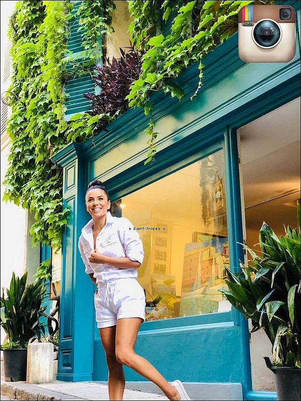  Eva a posté une Photo d'Elle.  22 Mai 2o19. Saint-Tropez - France.