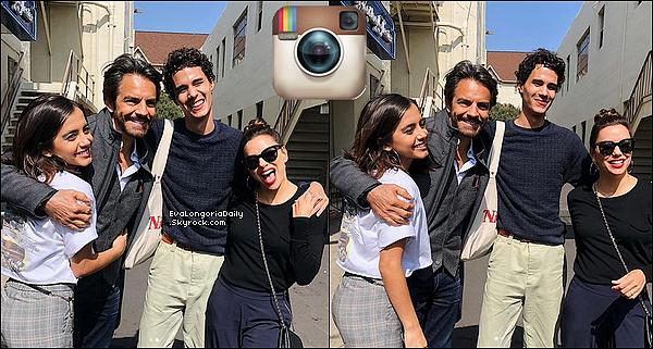 • o6 Juin 2o19 •  - Los Angeles, Etats-Unis. 🎤 Eva a donné une « Conférence de Presse » à l'occasion du lancement du film Dora L'Exploratrice.